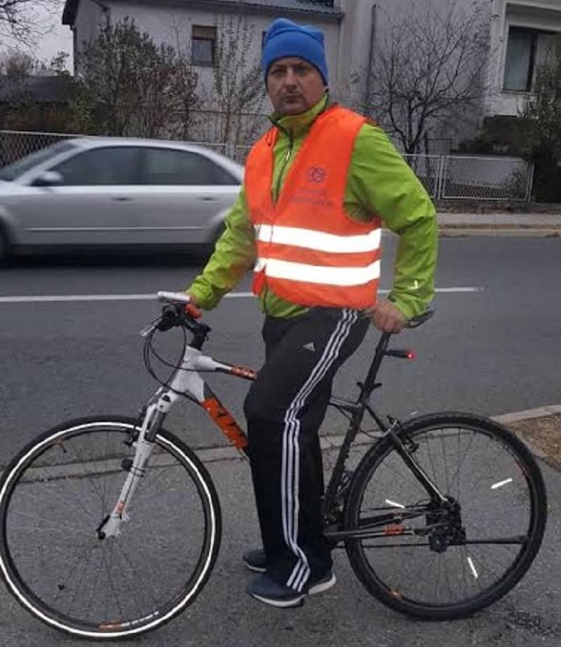 Prometni policajac Čarapina uzor u prometu