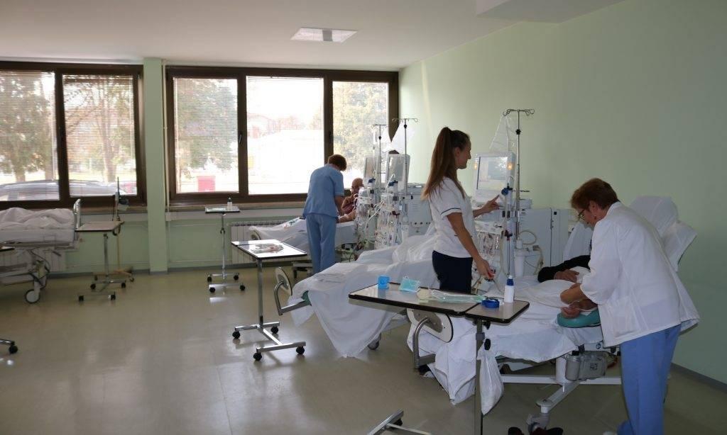 OBLJETNICA ODJELA PAKRAČKE DIJALIZE: U 20 godina 300 pacijenata i sto tisuća postupaka