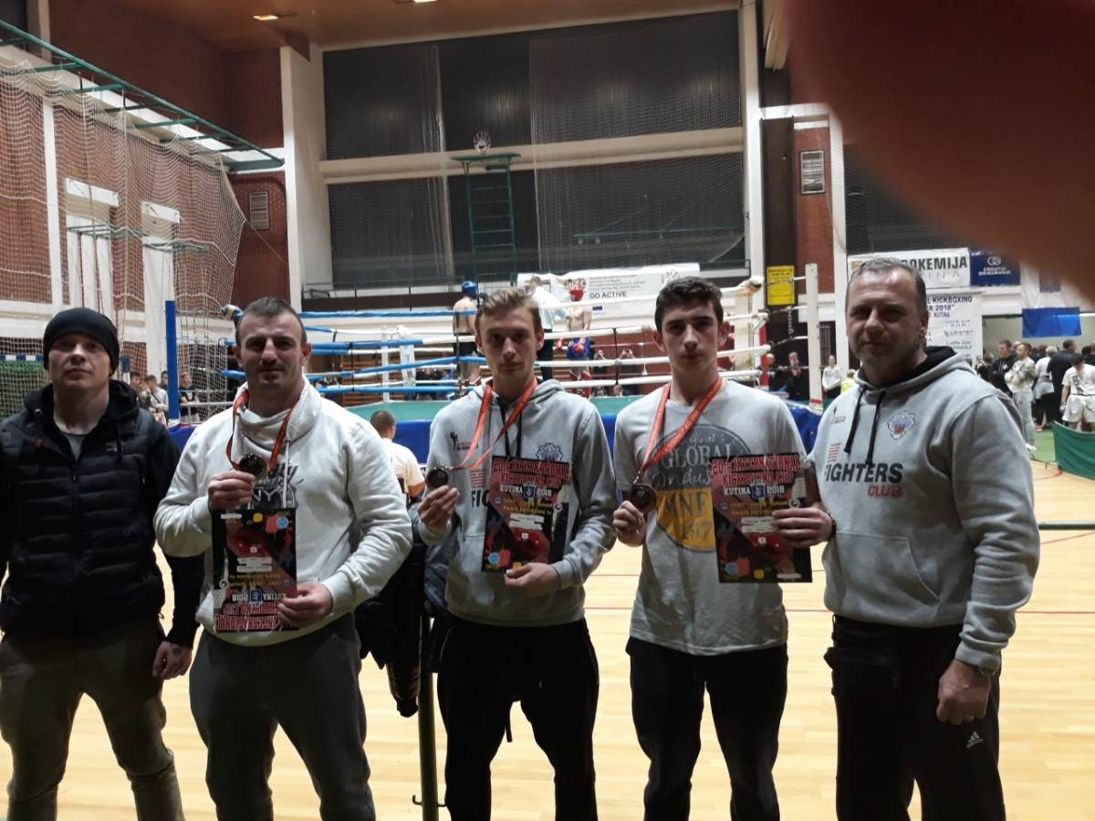 Požeški boksači KBK ʺBuShidoʺ na Međunarodnom turniru osvojili tri medalje