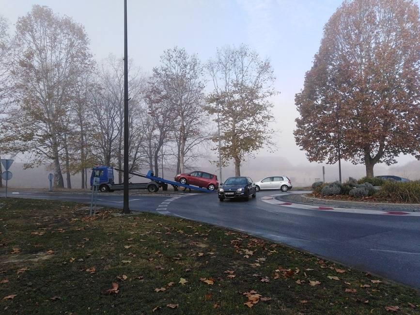 Nezgoda u centru grada zbog neprilagođene brzine