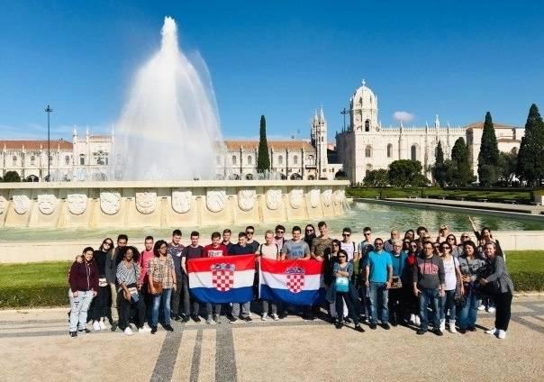 Učenici požeške Tehničke škole na praksi u Portugalu