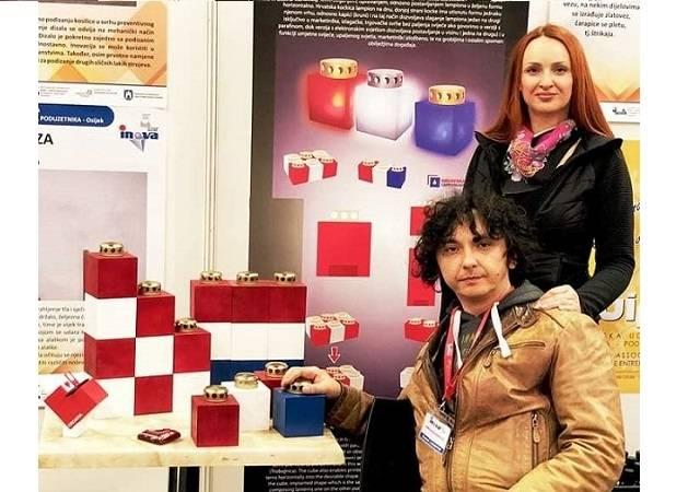 Požeški inovator Nikola Radimirović osvojio srebrnu medalju na Sajmu inovacija