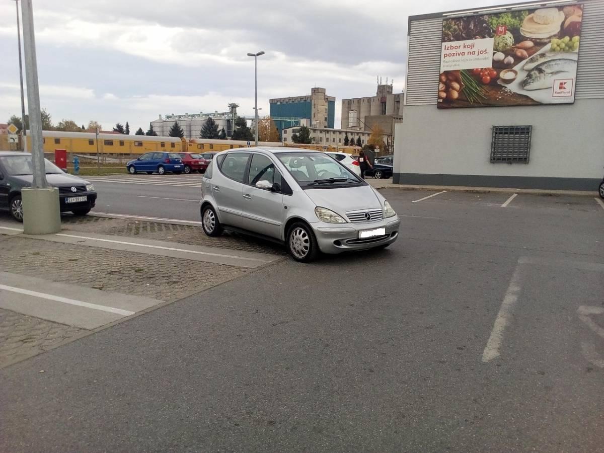 Požeški inovatori s Kauflandovog parkirališta