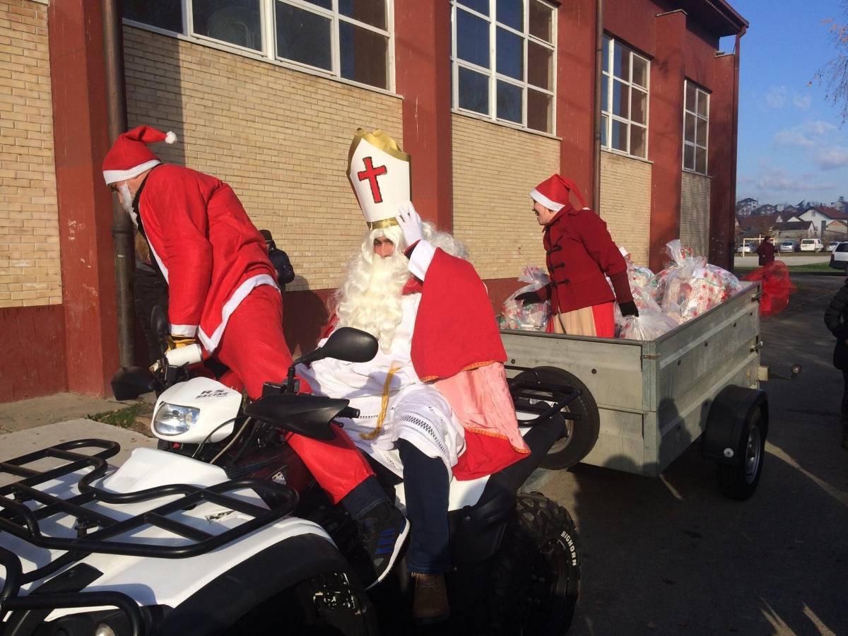 Dan grada Pleternice i ove će godine obilježiti darivanje školske djece