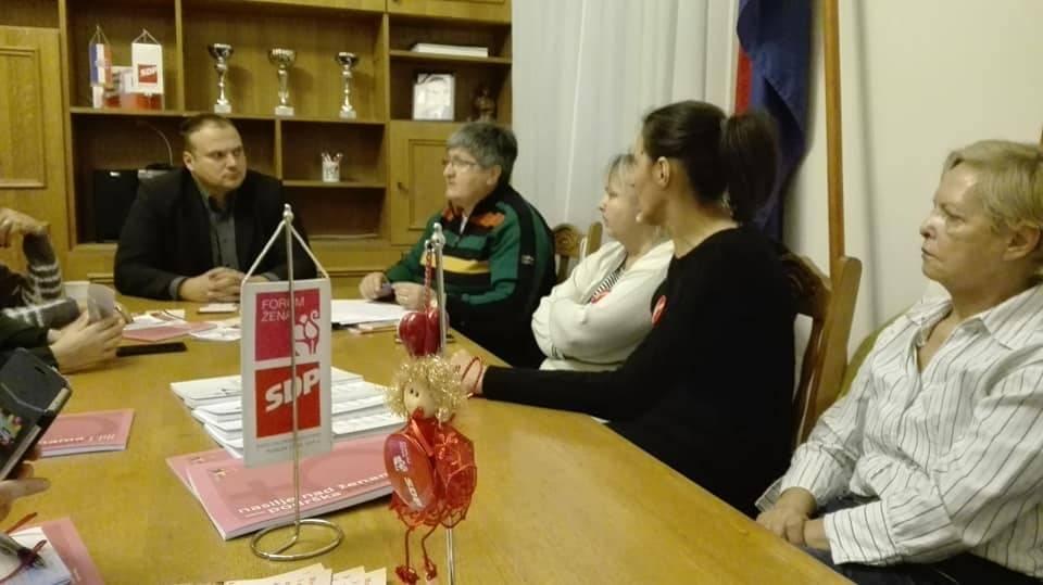 Forum žena SDP-a: Glasna šutnja o nasilju