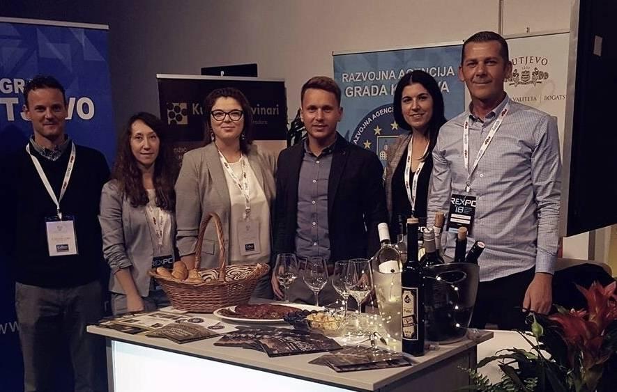 Rexpo 2018: Grad Kutjevo na sajmu investicija u Zagrebu