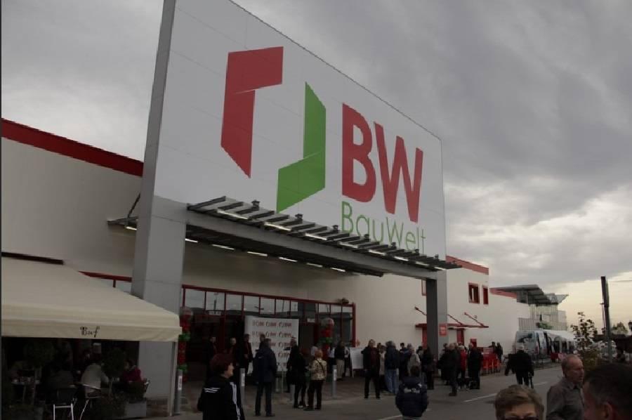 Bauwelt u Slavonskom Brodu ne želi da trošite svoj novac kod njih? Prije kraja radnog vremena postavili ʺpolicajcaʺ na ulaz, nema unutra...