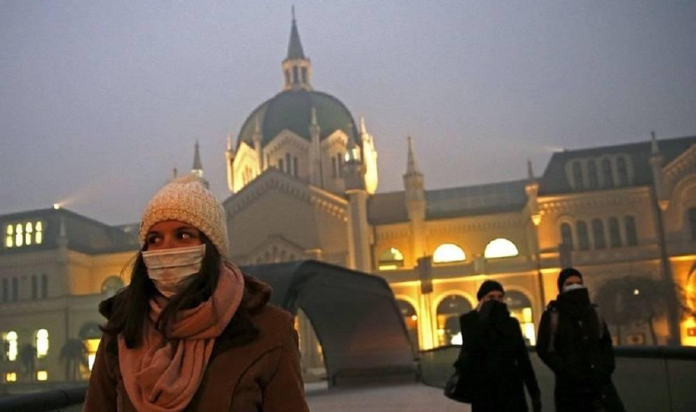 Kojem je gradu najviše zagađen zrak u svijetu?