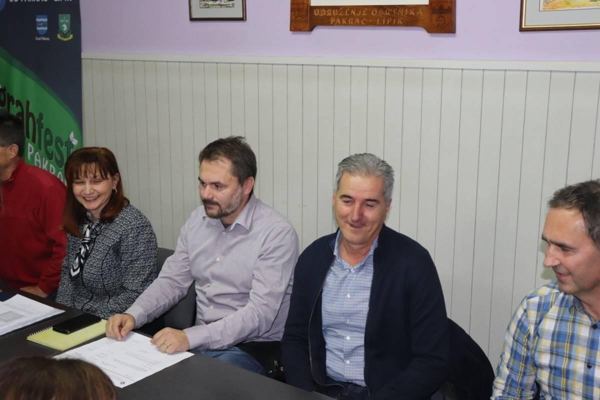 Podrška lokalne samouprave Udruženju obrtnika Pakraca i Lipika