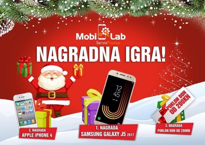 Nova nagradna igra MobiLab servisa