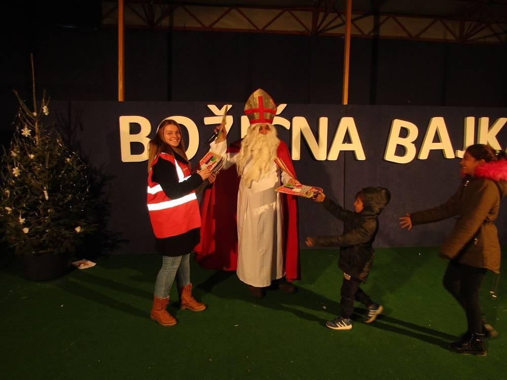 Kako je Sveti Nikola usrećio najmlađe Brođane
