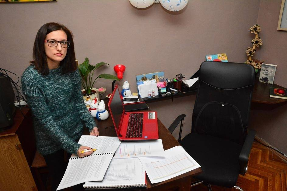 Antonija ni bolesna nije prekidala studij u Požegi, ali sad joj treba naša pomoć jer se bori s 15 tumora