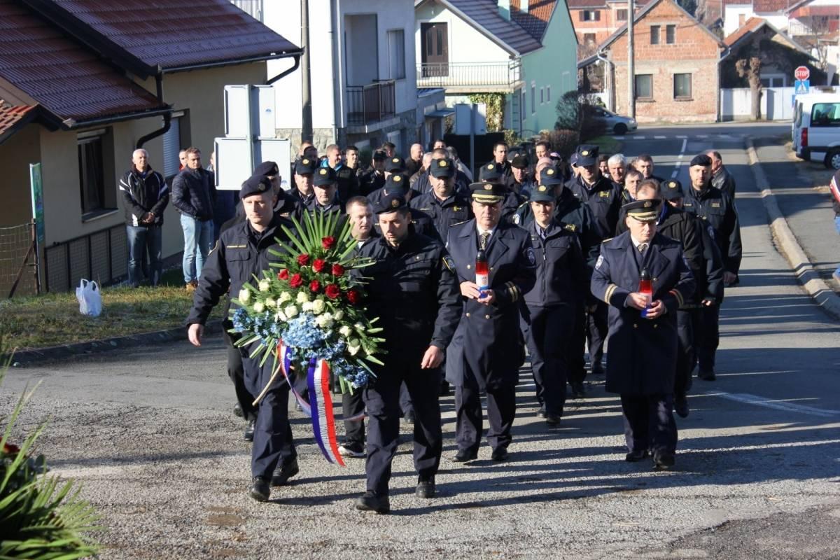 Obilježena 27. obljetnica pogibije virovitičkih policajaca u obrani Pakraca