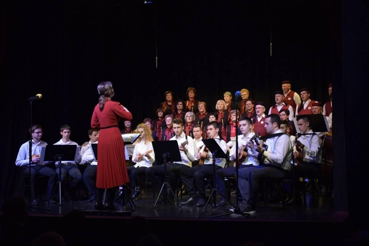 Božićni koncert LZD-a Vila Velibita