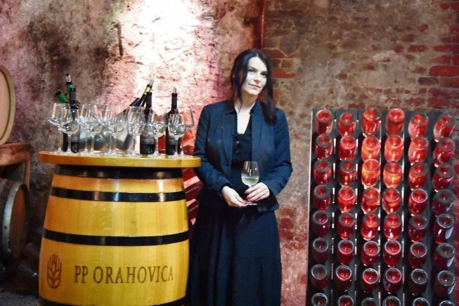 Enologinja Ivana Nemet, rodom iz Velike, preporodila vinsku proizvodnju PP Orahovica