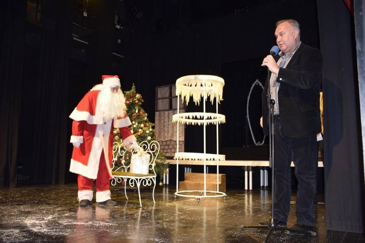 Dodjela darova Djeda Božićnjaka za djecu obrtnika i njihovih djelatnika