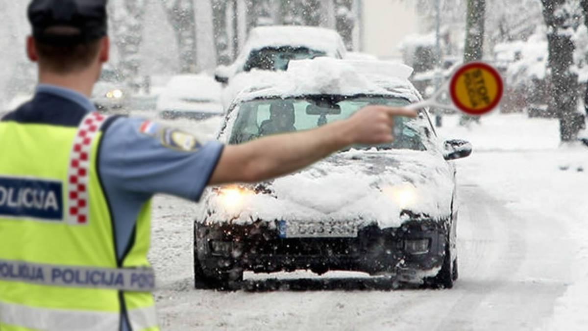 Ovog vikenda utvrđeno 30 prometnih prekršaja