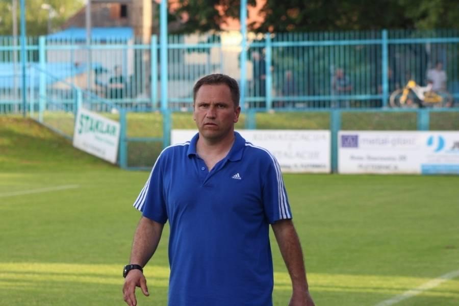 Dalibor Bognar je novi trener prve momčadi Nogometnog kluba Slavonija