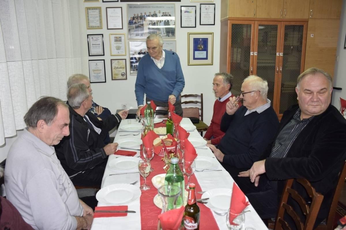 Blagdansko okupljanje članova LZD Vila Velebita