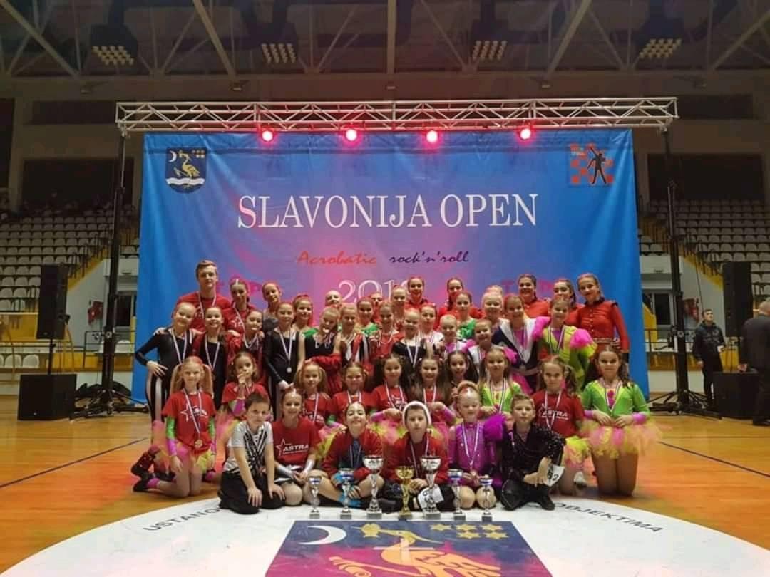 Astri 6 medalja na 24. Slavonija openu