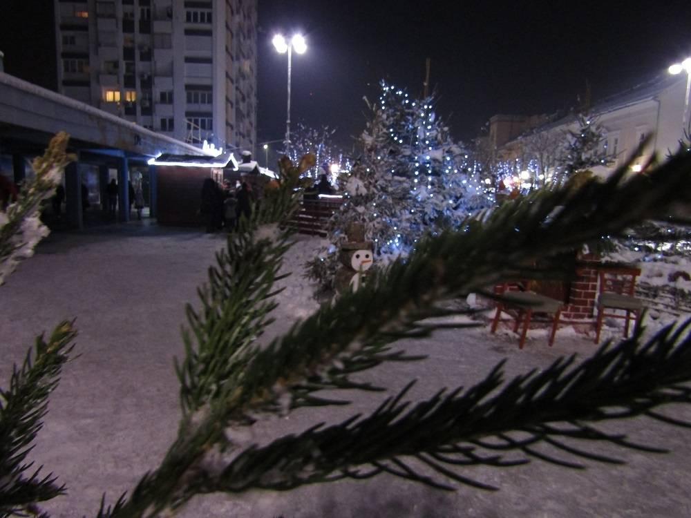 Ove nedjelje na glavni gradski trg dolazi Djed Božićnjak
