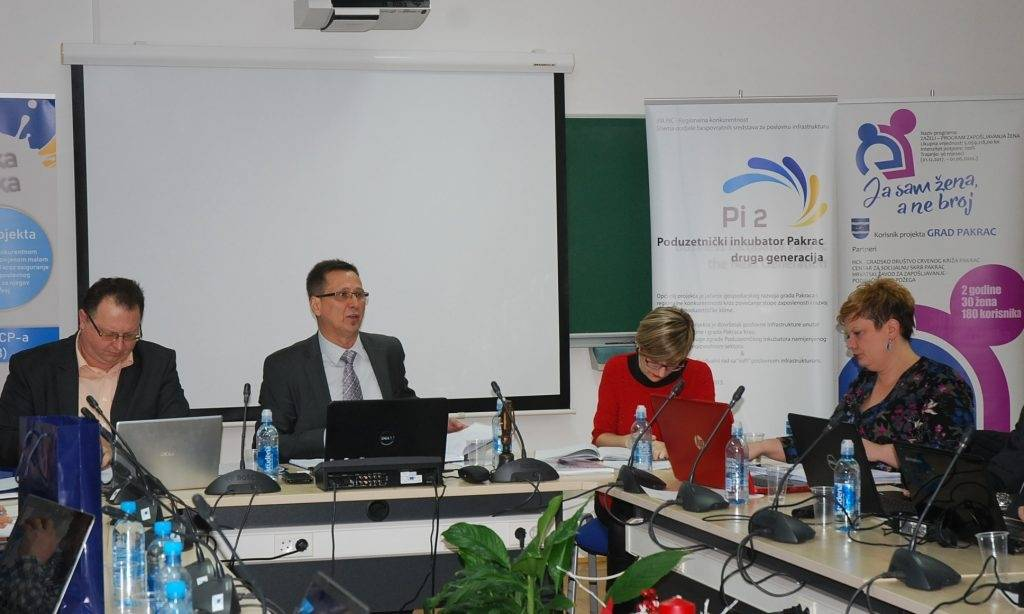 Gradsko vijeće Pakrac: Gradska kasa nabujala na 42 milijuna kuna
