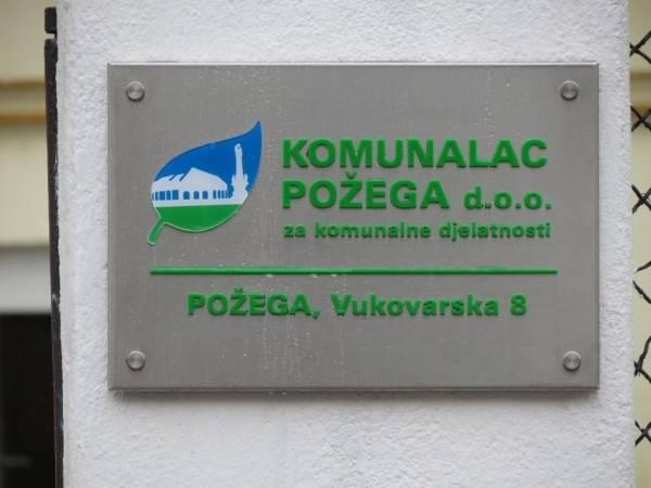 Komunalac Požega krenuo s podjelom uplatnica za prvih šest te akontacijskih rata za narednih pet mjeseci 2020. godine za komunalni otpad