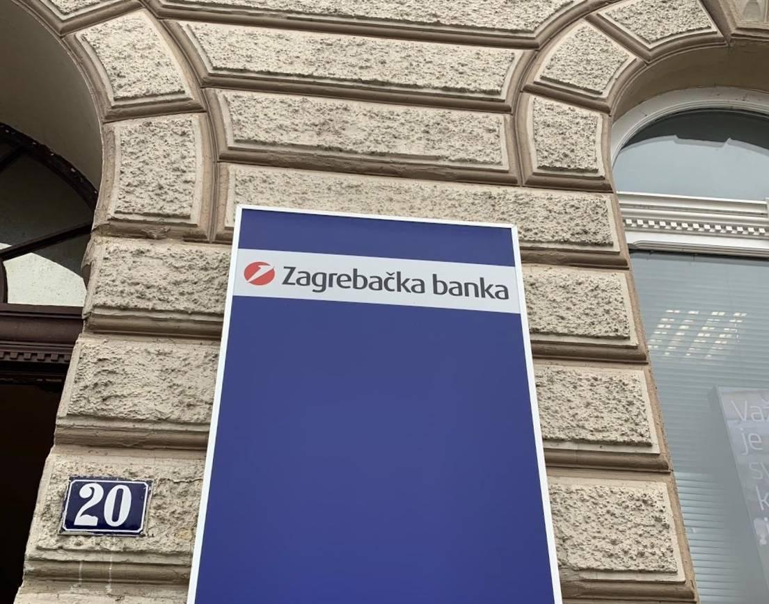 Zagrebačka banka u Požegi = Asocijalna i to bez ???