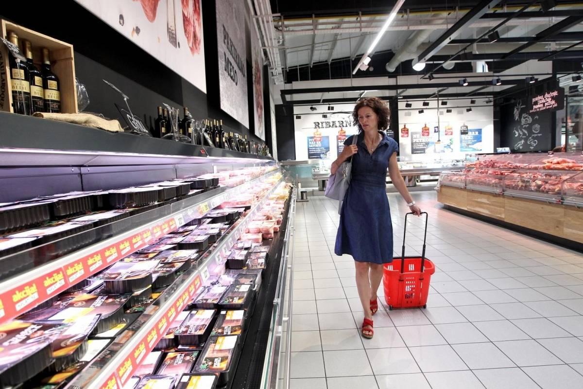 Trgovine potvrdile smanjenje cijena namirnica i lijekova od 1.1.2019.