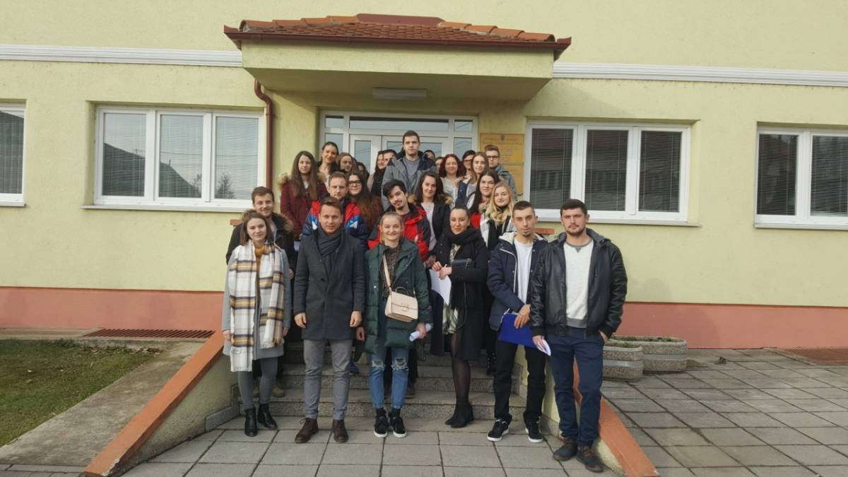 Potpisani ugovori za stipendije 33 studenta s područja Grada Kutjeva