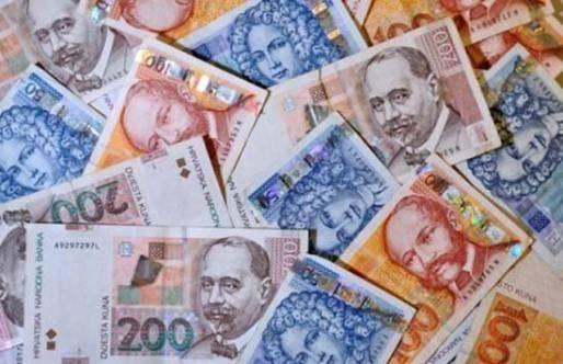 Kuna oslabila prema euru
