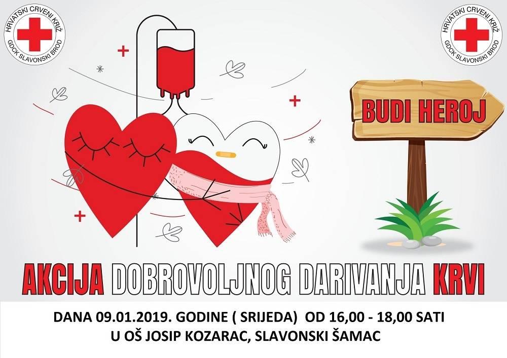 Sutra darivanje krvi