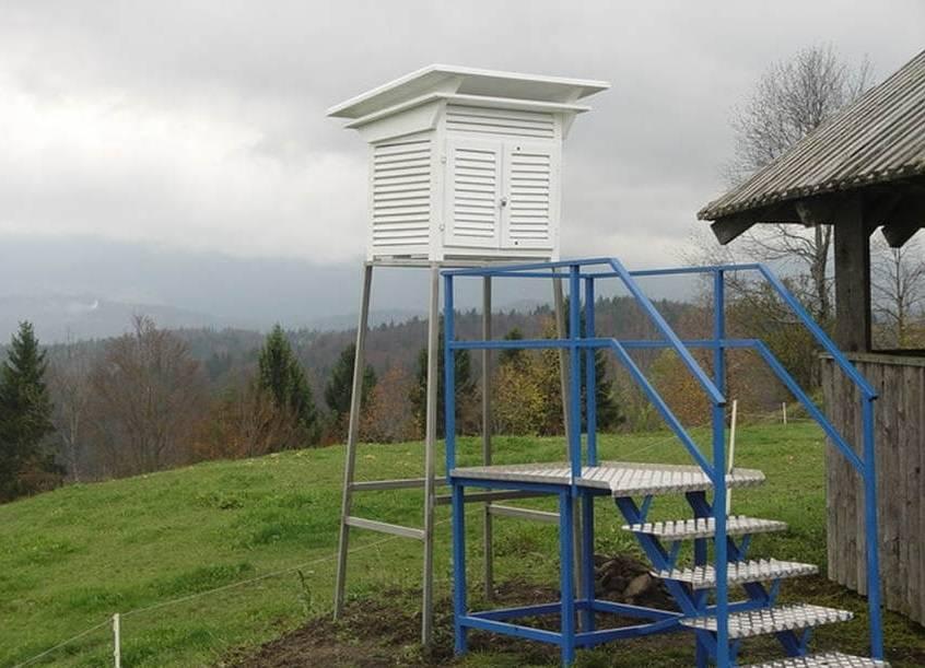 Pozivaju se zainteresirani za izvođenje meteoroloških izmjera u Lipiku
