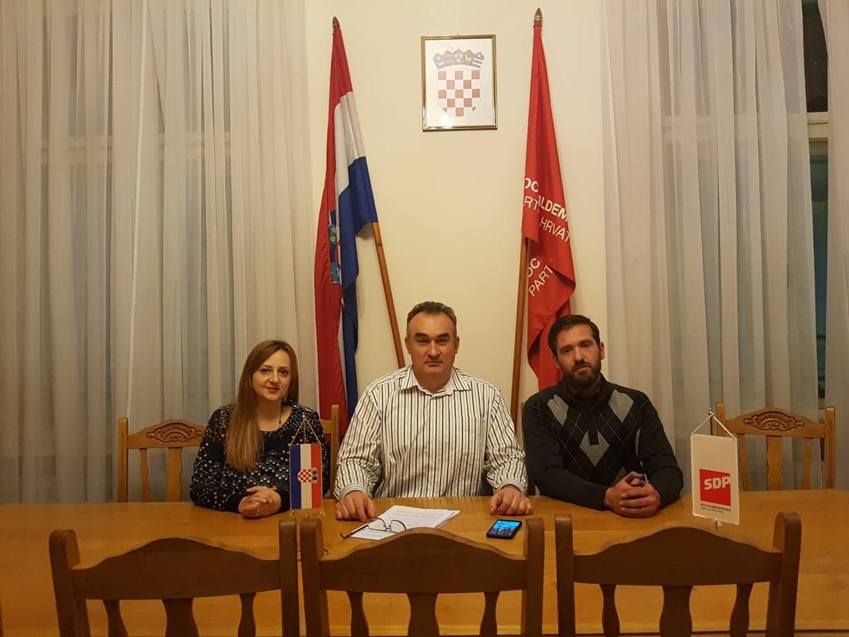SDP: ʺDom zdravlja Požeško-slavonske županije ponovo se igra sa životima svojih građanaʺ