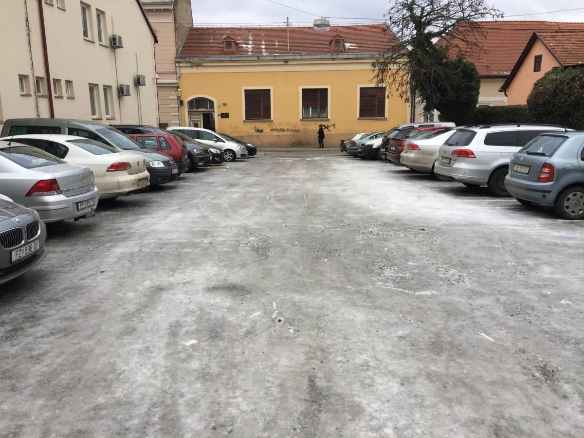Sramota Grada Požege i Komunalca !?