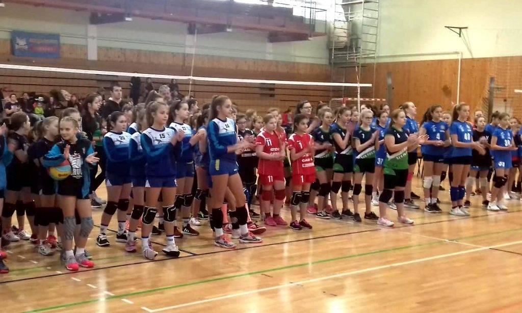 2. odbojkaški turnir za djevojčice: Pobjede Bjelovaru i Daruvaru, LiPa 5. u mini odbojci