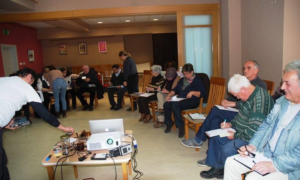 Novi multimedijski projekt u Hrvatskom domu Pakrac: U fokusu starije generacije