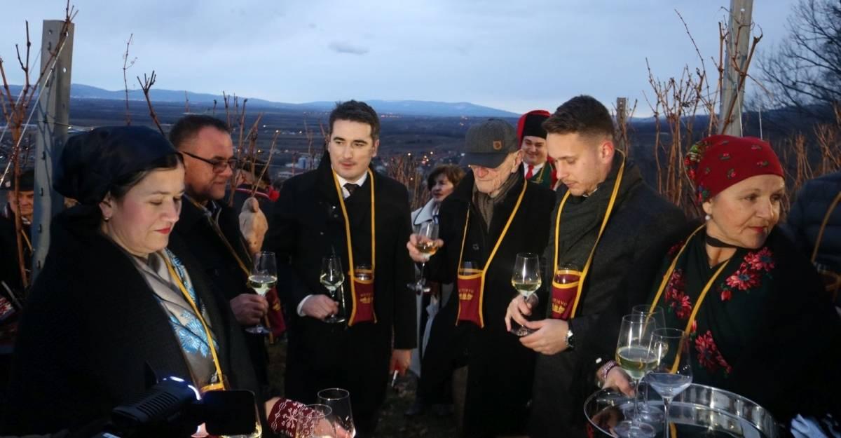 Vincelovo u Kutjevu d.d. 18.1.2019. - 1. - dio