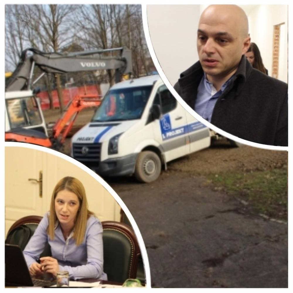 Tamara ne odustaje od uništavanja projekta, kazneno prijavila gradonačelnika Puljašića?