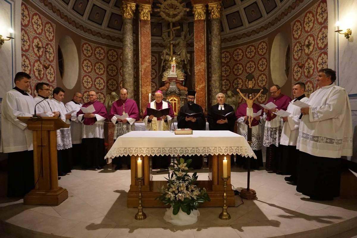 Središnje ekumensko bogoslužje Požeške biskupije u Daruvaru