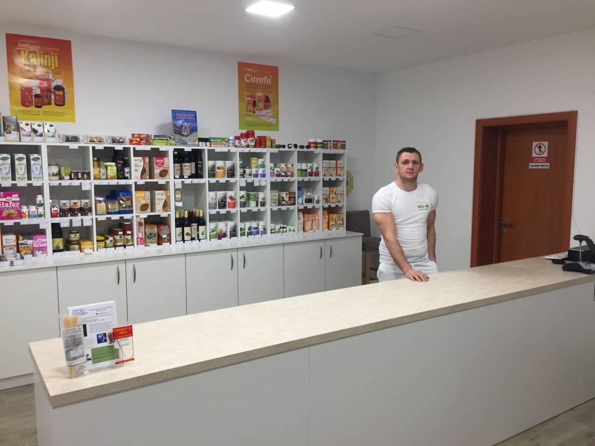 Otvorena BIO-FIT trgovina u Požegi u Županijskoj ulici