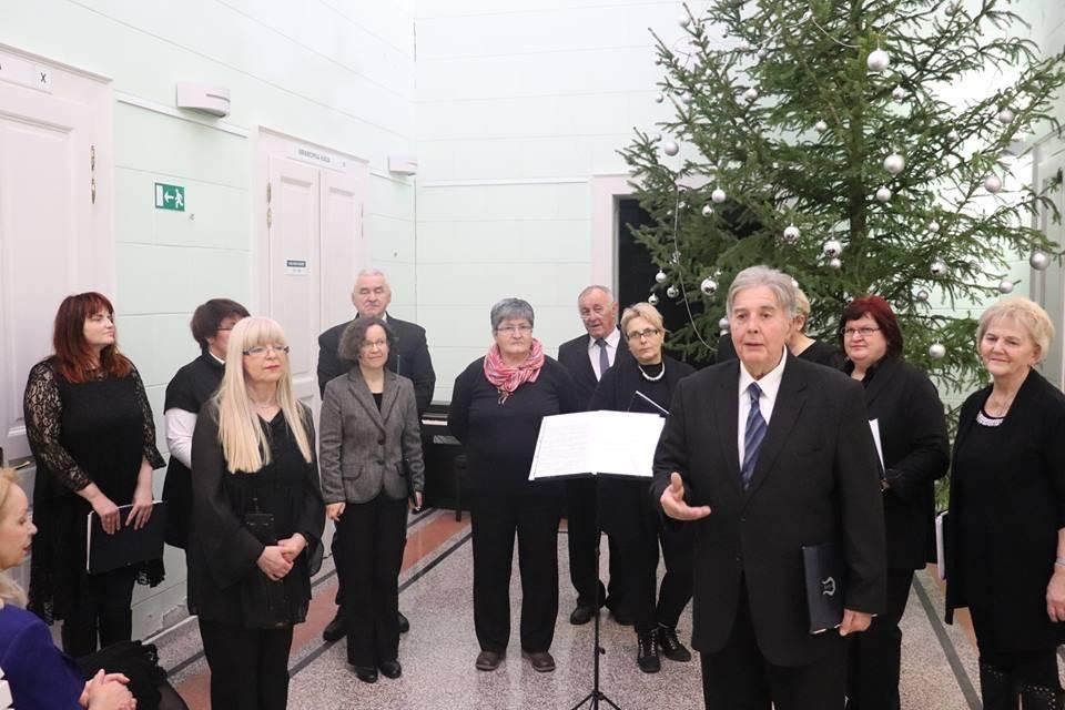 Prvi nastup Gradskog pjevačkog zbora Lipik u Vukovaru!