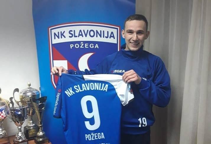 Dino Bundavica novi je igrač Slavonije