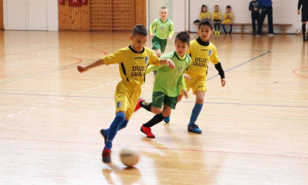 PETICA – Hajdukovci (U10) izborili završni turnir s obje ekipe
