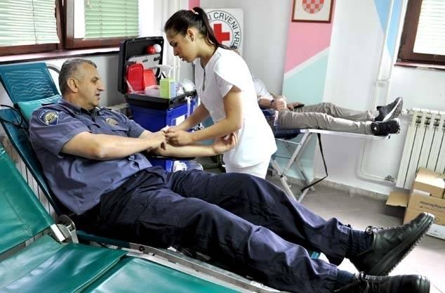 Rezultati dobrovoljnog darivanja krvi u Požegi