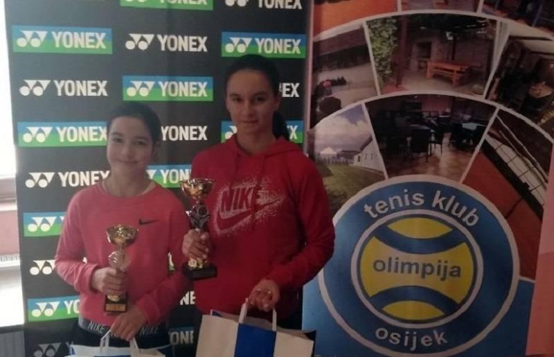 Ivona Riđan osvojila YONEX CUP u Osijeku