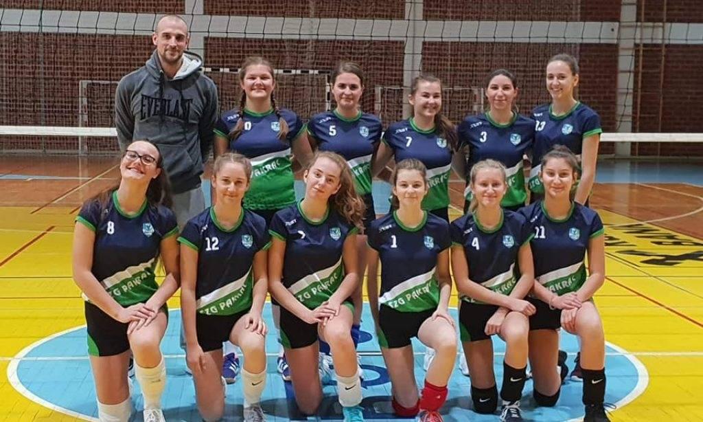 Odbojka (Ž): Volley LiPa pobijedila drugoplasirani Vrbovec