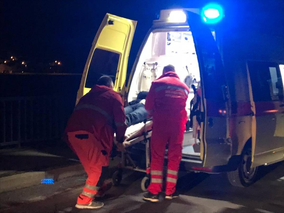 SKORO SLETJELI U ORLJAVU: Teža prometna nesreća na požeškoj obilaznici, ima ozlijeđenih