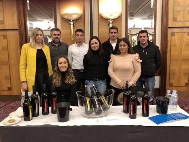 I Veleučilište u Požegi prezentiralo svoja mlada vina na En Primeur-u 2019