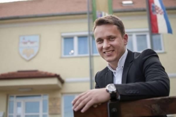 Josip Budimir pod napadima- kome smeta mlad i uspješan gradonačelnik Kutjeva?